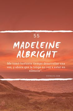 Madeleine Albright, Gloria Steinem, Nada Personal, Girl Power, Words, Clinic, Quotes, Wall, World