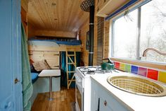 Hector has been meticulously transformed into a spacious camper offering glamping without the compromises - and with a sense of humour!  In a former life,...