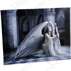 The Blessing Anne Stokes Wall Plaque Magical Gift Store https://www.amazon.com/dp/B00IFOCRCC/ref=cm_sw_r_pi_dp_wzlExbSV0MZ6F