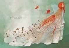 Αποτέλεσμα εικόνας για εφη λαδα Hair Illustration, Illustrators, Painting, Art, Art Background, Painting Art, Kunst, Illustrator, Paintings