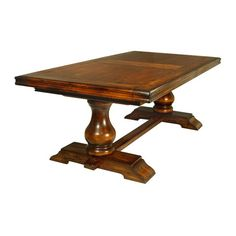 Tuscany Extension Table - Harvest Furniture