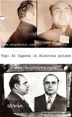 Al Capone, Gangster