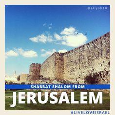 #Shabbat #Jerusalem #Israel #LiveLoveIsrael