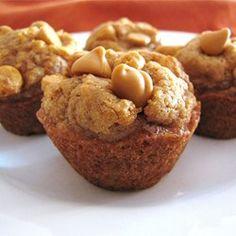 Mini Pumpkin Butterscotch Muffins - Allrecipes.com