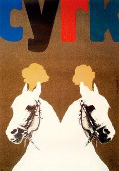CYRK polish poster