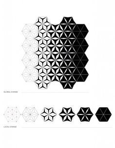 Minimal Surface:  What will Brigitte do with her love of hexies next?