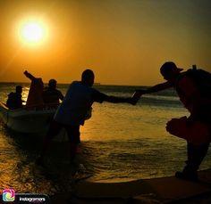 Buenas noches Falcón Fotografía: @damron . .  Atardecer Falcón . .  #picoftheday #photooftheday #igersvenezuela #socialmedia #photo #sunrise  #instagood #sunset #falcon #venezuela #paraguana #elnacionalweb #phoneography #pic #share #pfgcrew #sky #puntofijoguia #atardecer