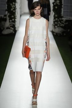Mulberry RTW Spring 2014 - Slideshow - Runway, Fashion Week, Reviews and Slideshows - WWD.com