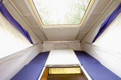 2006 Wellhouse Leisure Mazda Bongo Friendee - roofline bed