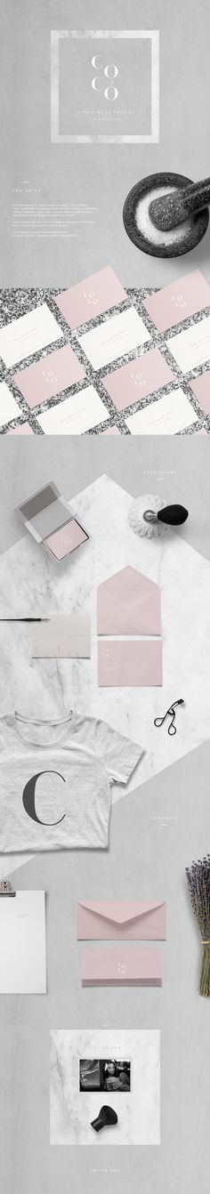 Coco Beautique is a beauty salon located in Veria, Greece.I was responsible for redesigning its identity inspired by the fresh, minimal, romantic, pure, clean, Parisian aesthetics of the space itself and its owner Elpida Trochopoulou (MUA). Unfortunat…
