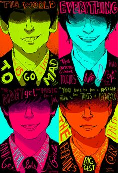 The Beatles - LOVE these!