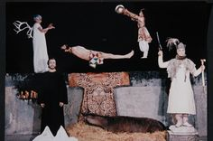 The colour of pommegranates by Sergei Parajanov