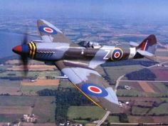 To fly a Spitfire!