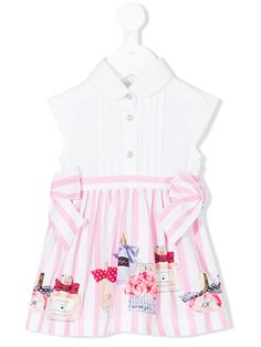 Shop the latest designer baby girl Casual Dresses at Farfetch now. Find new season kidswear stock by thousands of designer baby girls from hundreds of boutiques Girls Casual Dresses, Striped Dress, Dresses For Sale, Baby Design, Branding Design, Boutique, Luxury, Shopping, Collection