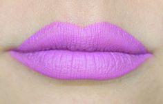 Aromi Pink Periwinkle Liquid Lipstick #vegan