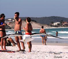 Praia do Forte - Cabo Frio - RJ
