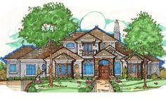HousePlans.com 135-207