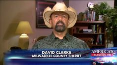 """""""This is a party, the Democrat Party, that stood in the way of the Civil Rights Act of 1964. That stood in the way of Lincoln trying to free the slaves. That embraced and endorsed and voted for Sen. Robert Byrd, a former Klansman."""" – Sheriff David Clarke"""