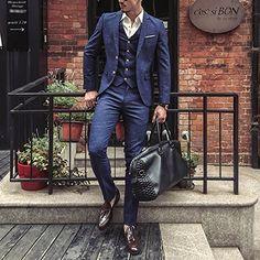 Die 10+ besten Bilder zu Blauer Anzug | blauer anzug, anzug