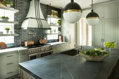 Luxury kitchen design inspiration from space io
