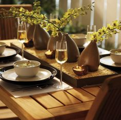 Japanese Table Settings #KBHome