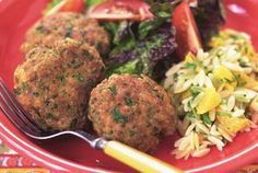 baked falafel to skip calories not flavor low fat baked falafel recipe ...