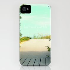Don't Miss Your Life iPhone Case by RDelean - $35.00