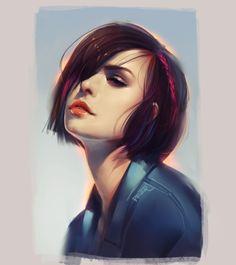 Charlie Bowater female portrait - Pesquisa Google