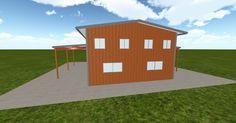 Cool 3D #marketing http://ift.tt/2m5tjpk #barn #workshop #greenhouse #garage #roofing #DIY