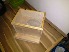 eco cage for rodents