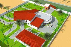 Projet de construction d'une maison a Begdo au Burkina Faso, Ouagadougou, Albert Kwessi