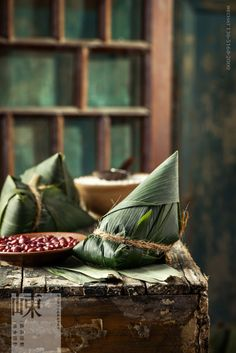 Chinese traditional snacks-ZONGZI