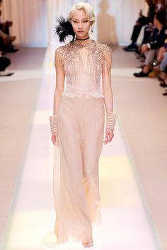Armani Privé Haute Couture - Otoño-Invierno 2013/2014