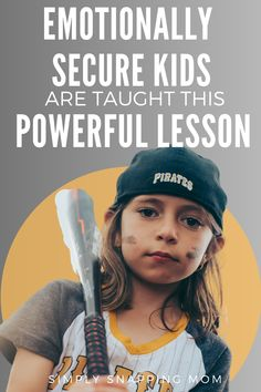Strong and confident kids, who are emotinally secure, are found to be taught this one powerful lesson. This lesson may seem harsh, but teaching them this will help them learn to be themselves at all times in life. Do you do this already? #emotionallysecurekids #strongkids #raisestrongkids #confidentkids #howtoraiseconfidentkids #positiveparenting #raisinghappykids #momadvice #parentingadvice #strong #howto #raise #kids