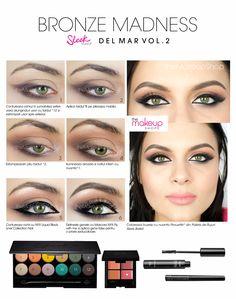 Paleta farduri Sleek Del Mar Vol II doar pe http://www.makeupshop.ro