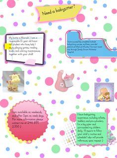 Pin by Elizabeth Jackson on Babysitting Badge Girl Scouts   Pinterest