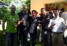 La semana pasada tuvimos el honor de ser invitados a la presentación oficial de la cerveza Mondas y Lirondas.