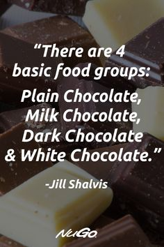 jill-shalvis-said-there-are-four-basic-food-groups-plain-chocolate-milk-ch/ - The world's most private search engine Chocolate Love Quotes, Chocolate Meme, Chocolate Ice Cream, Love Chocolate, How To Make Chocolate, Chocolate Lovers, Chocolate Desserts, Basic Food Groups, Jill Shalvis