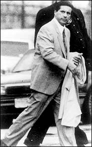 """Anthony """"Gaspipe"""" Casso (born May 21, 1940) was a New York mobster and the former Underboss of the Lucchese crime family. Later he became a government informant. Casso gained the reputation of being a """"homicidal maniac."""""""