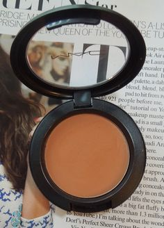 MAC Blush in Eternal Sun - Spring & Summer Blush - Matte, bronzed orange blush