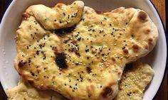 Madhur Jaffrey's naan bread