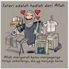 Allah Quotes, Muslim Quotes, Quran Quotes, Marriage Life, Love And Marriage, Islamic Inspirational Quotes, Islamic Quotes, Hijrah Islam, Doa Islam