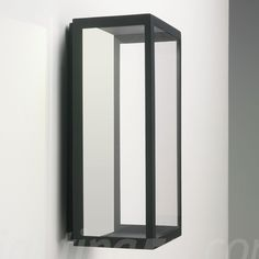 Puzzle LED outdoor wall sconce #modern #led #outdoorlighting #wallsconce