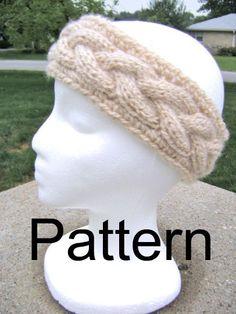 Prada inspired headband pattern!  Easy! $5