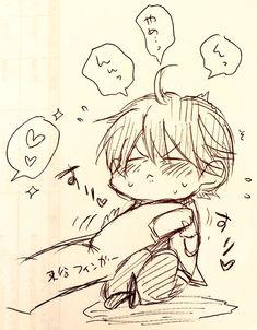 Love Stage Anime, Manga Love, Anime Guys, Manga Anime, Drawing Sketches, Art Drawings, Izaya Orihara, Popular Anime, Cartoon Memes