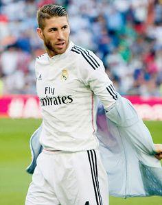 Sergio Ramos Hairstyle 2015