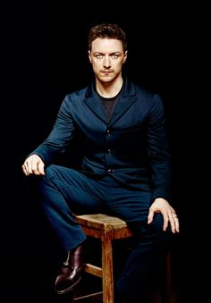 James McAvoy - Christopher Marlowe -All Souls Trilogy