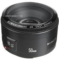 Canon 50mm f/1.8 | not as good as the 50mm f/1.4 but still great for those on a strict budget