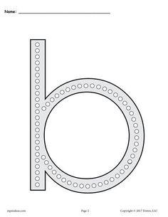 uppercase letter b template printable alphabet worksheets pinterest letter templates. Black Bedroom Furniture Sets. Home Design Ideas