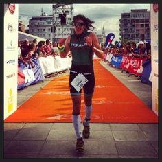 Arrivo Ironman Pescara 2013